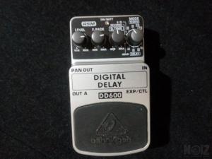 Digital delay DD600 behringer