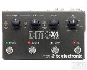 Ditto X4 Looper - ΖΗΤΗΣΗ