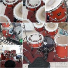 Drum Kit Sonor Force 2003
