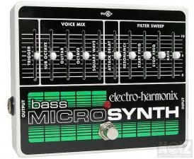 Electro Harmonix Bass Mocrosynth