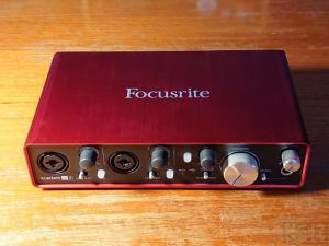 Focusrite Scarlett 2i4 (2nd gen.)