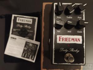Friedman Dirty Shirley