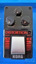 Korg DST-1 distortion pedal (RARE !!!)