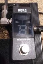 Korg pitch-black mini κουρδιστήρι