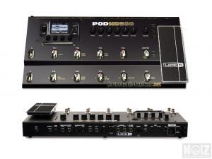 LINE 6 POD HD500 Πεταλιερα