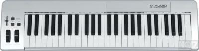 M-audio Keystation 49e midi contoller