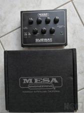 Mesa Boogie Subway Bass DI