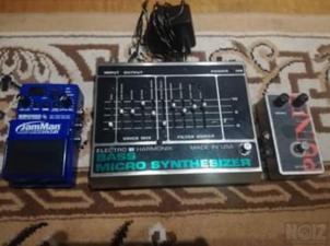 Micro synthesiser, Jamman, Ruiner