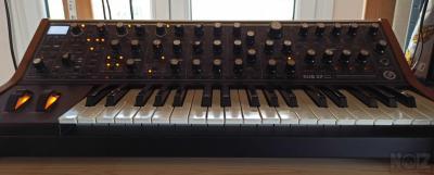Moog Sub37 Tribute Edition