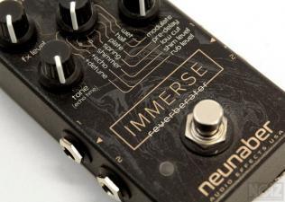 Neunaber Audio Effects Immerse Reverb