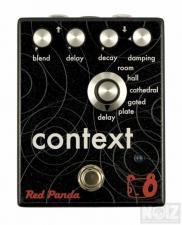 Red Panda Context - Reverberator