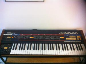 Roland JUNO-60 Analog Synthesizer