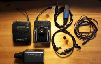 Sennheiser eW100 G2 + SKP100 +SKp500