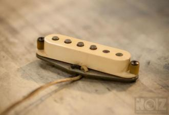 Seymour duncan antiquity surfer ii (neck, middle)