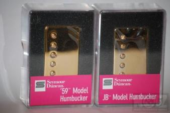 Seymour Duncan JB-'59 Gold