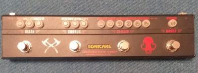 Sonicake Black Hammer