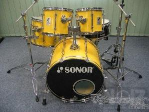 Sonor drums force 2000 made in germany