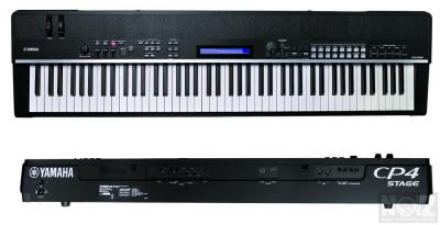 stage piano YAMAHA CP4