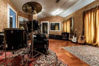 Studio ηχογράφησης & πρόβας  ενοικιάζεται