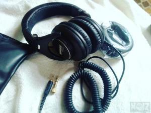 StudioHeadphones Shure 840E