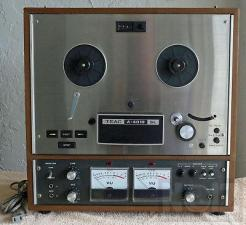 TEAC A 4010SL STEREO TAPE DECK