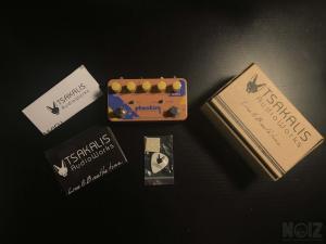 Tsakalis AudioWorks Phonkify (Envelope / Octaver)