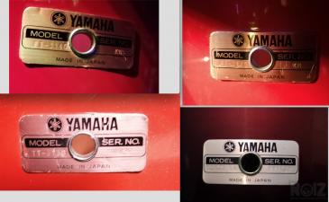 ανταλλαγη Yamaha japan 80s me μικροτερο σετ...