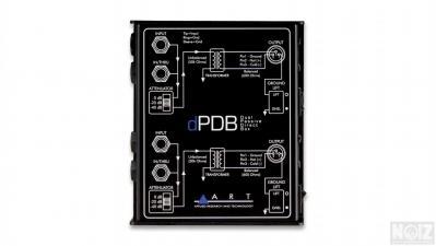 Dual passive DI ART dPDB