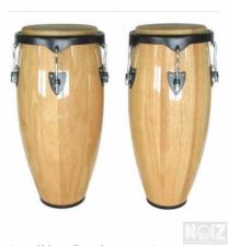 congas και bongos