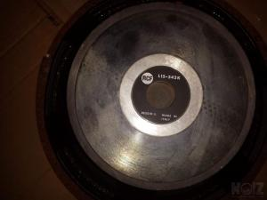 RCF   WOOFER 15inches
