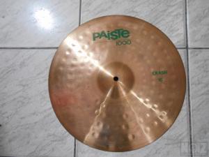 PAISTE 1000 CRASH 16