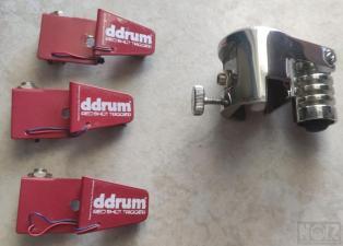 D-drum & Roland drum triggers