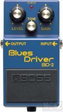 Ζητώ Βοss Bd-2 Blues driver