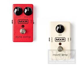 Σετ Mxr Micro Amp/DynaComp