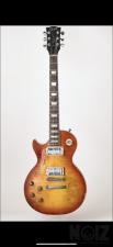 Left handed Gibson les Paul replica