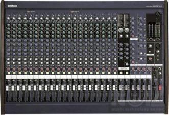 Yamaha 24/14 FX mixing console