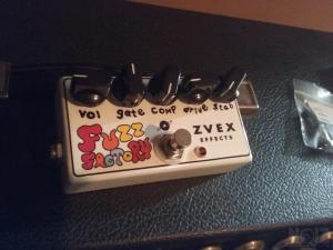 Zvex Fuzz Factory Clone